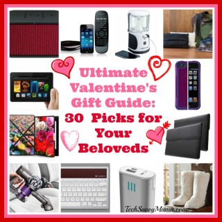 Ultimate Valentine's Gift Guide: 30 Gift Picks for Your Beloveds