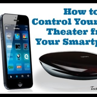 How to Control Your Home Theater from Your Smartphone: Logitech Harmony Smart Control Remote Review