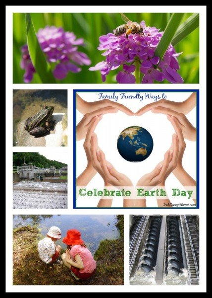 Family Friendly Ways to Celebrate Earth Day