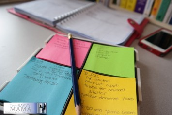 Use Post-it Products to Color Code and Search Notes