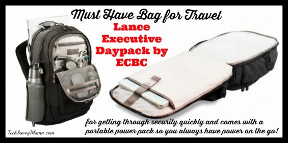 Lance Executive Daypack by ECBC