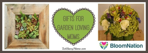 Mother's Day Gift Guide- Gifts for Garden Loving Moms