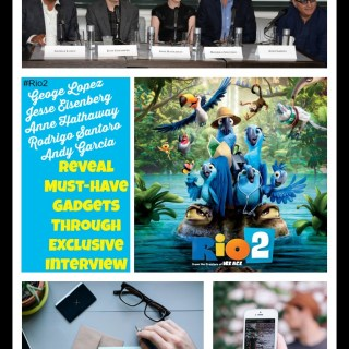 #Rio2 Unplugged: Stars Reveal Must-Have Gadgets Through Exclusive Interview