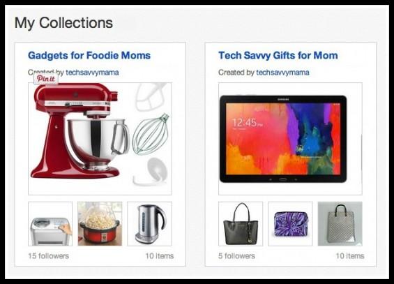 #eBayMom Collections by TechSavvyMama