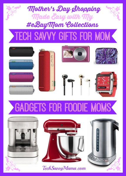 #eBayMom Mother's Day Collections