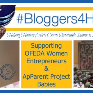 #Bloggers4Haiti: Help Support OFEDA Women Entrepreneurs & ApParent Project Babies