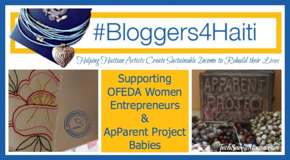 Ways to Help Haiti: Supporting OFEDA Women Entrepreneurs and ApParent Project Babies