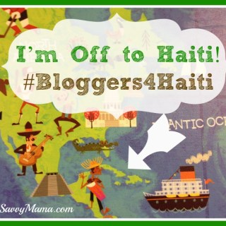 Wheels Up! I'm Off to Haiti #Bloggers4Haiti
