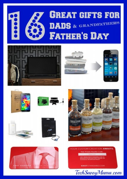 16 Great Gifts for Dad & Grandfathers for Father's Day