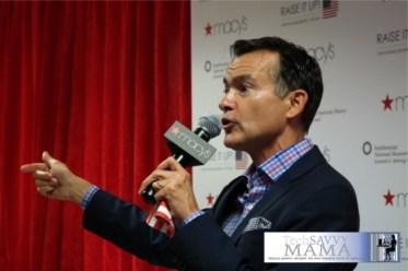 Bill Schermerhorn, Vice President and Creative Director at Macy's
