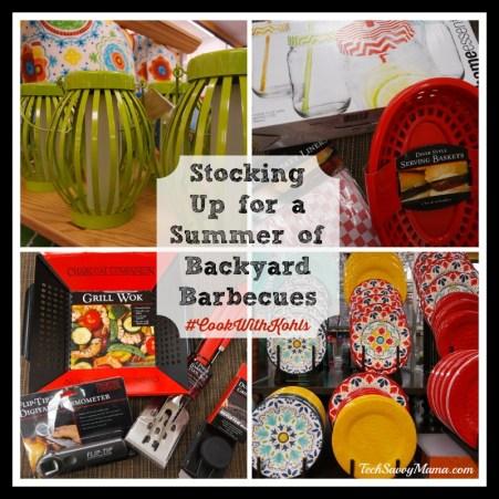 #CookwithKohls Backyard Barbecue Purchases
