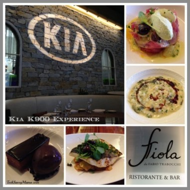 Kia K900 Experience at Fiola Washington DC