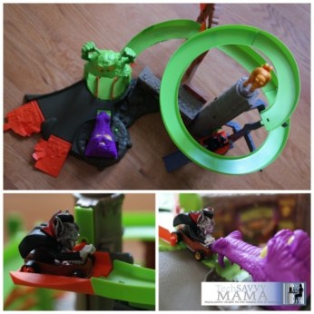 Monster 500 Toxic Terror Trap Playset