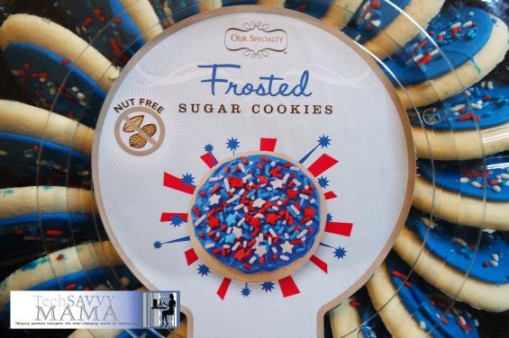 Our Specialty Frosted Sugar Cookies