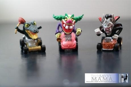 Monster 500 Vehicles