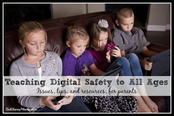 Teaching Digital Safety to All Ages