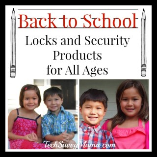 Back to School Guide: Appropriate Locks & Security Products for All Ages