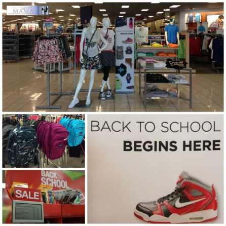 Kohl's for one stop back to school shopping #Kohls101