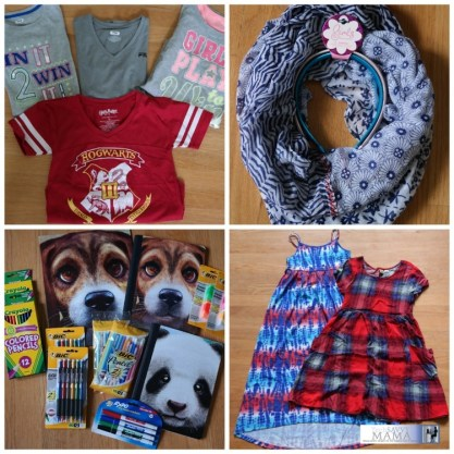 Kohl's Back to School Shopping Haul #Kohls101