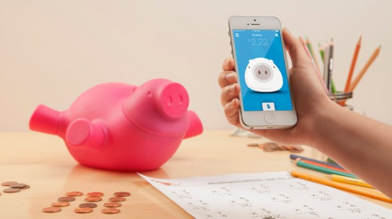 Quirky Piggy Bank