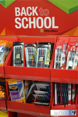 School supplies at Kohl's from Office Max #Kohls101