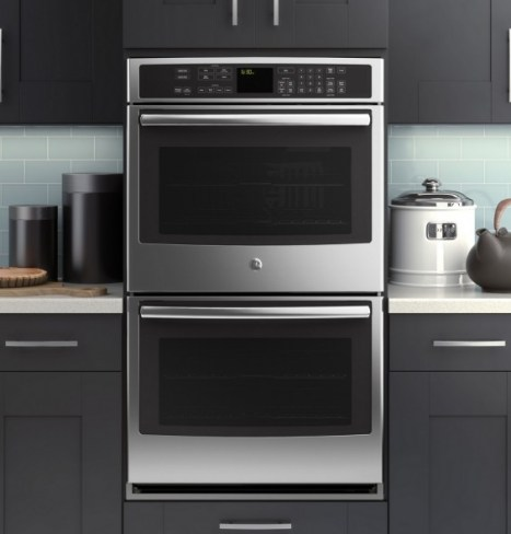how to change themostat on a chef fanforce electric oven