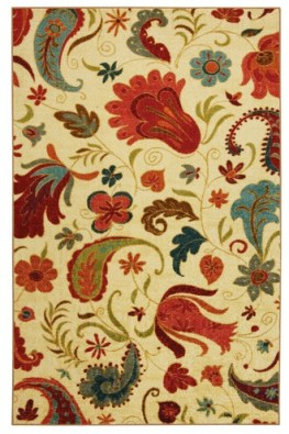 Mohawk Home Select Strata Tropical Acres Rug from Wayfair.com