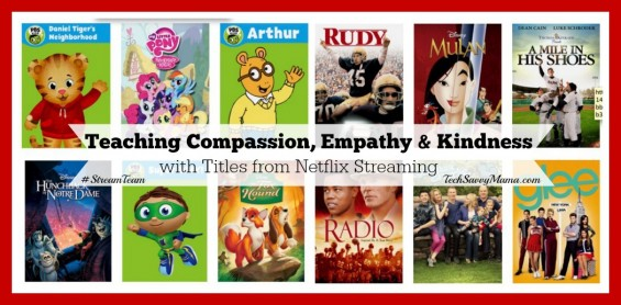 each Kids Compassion, Empathy, and Kindness with Titles from Netflix Streaming