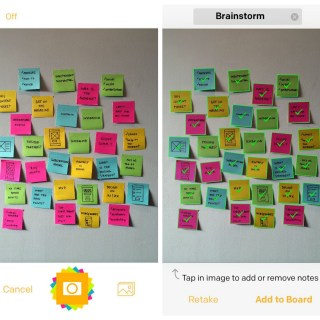 Post-it® Plus App: An Analog Tool Goes Digital