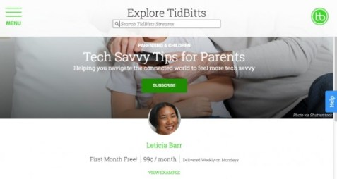 Explore Tech Savvy Tips for Parents on Tidbitts