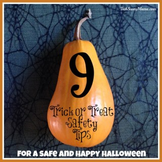 Trick or Treating Safety Tips