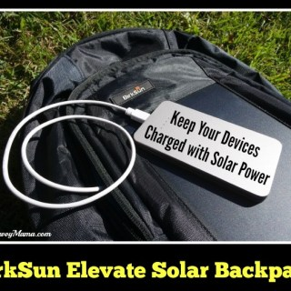 BirkSun Elevate Solar Backpack Provide Smartphones with a 30% Charge for an Hour of Sun
