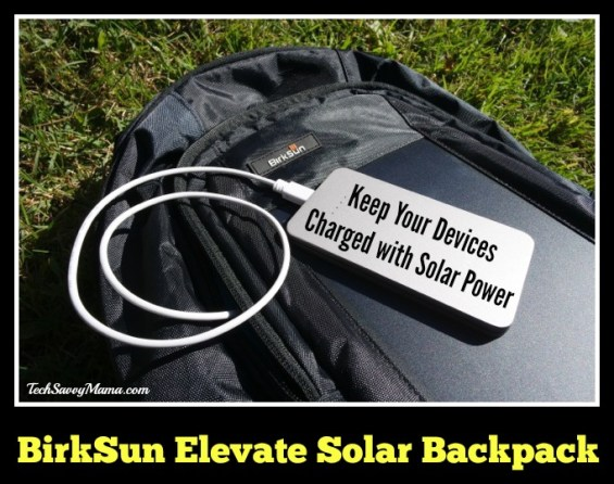 BirkSun Elevate Solar Backpack Review- Keep Your Devices Charged with Solar Power