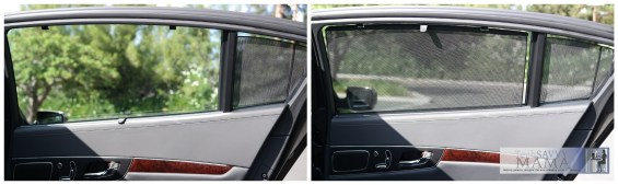 Rear Window Screens Kia K900