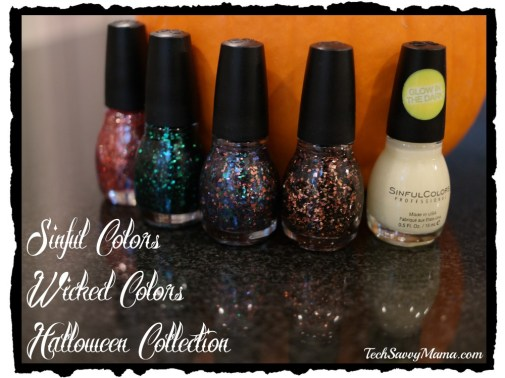 Sinful Colors Wicked Colors Halloween Collection