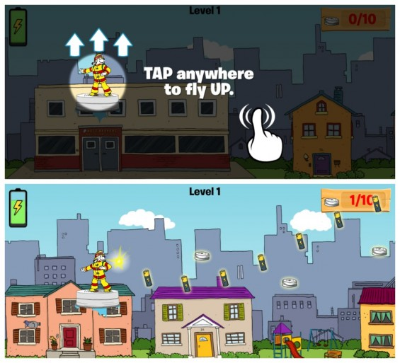 The Case of the Missing Smoke Alarms Interactive Game