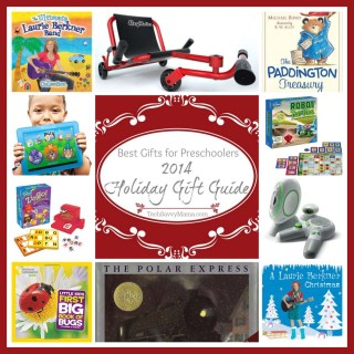 2014 Gift Guide Best Gifts for Preschoolers