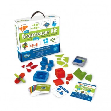 A-Ha! Brainteaser Kit by ThinkFun