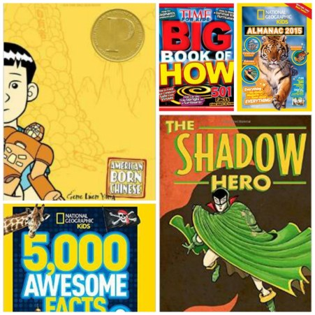 Books for tweens and other gift suggestions on TechSavvyMama.com
