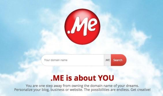Domain.Me Website