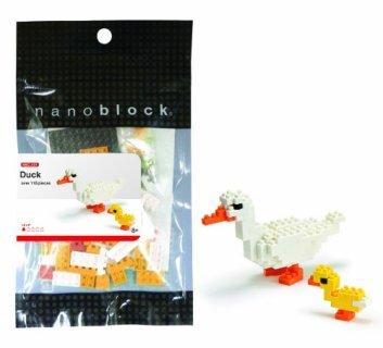 NanoBlock Duck