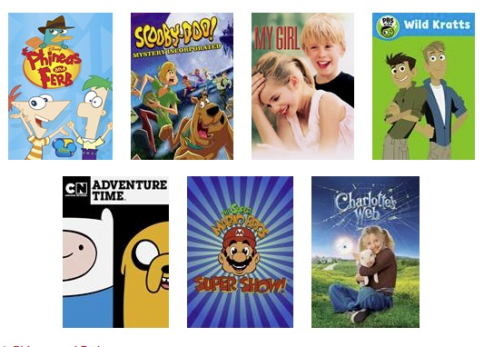 Great titles to stream from Netflix that will help older kids explore lessons about friendship on TechSavvyMama.com