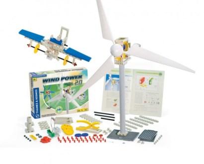 Wind Power Renewable Energy Science Kit