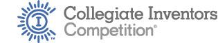 Collegiate Inventors Competition Logo