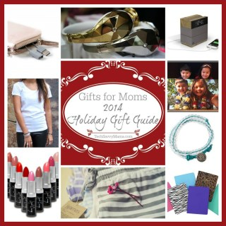 2014 Gift Guide: Gifts for Moms