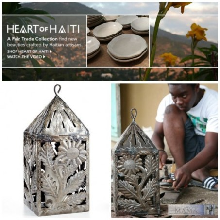 2014 Gift Guide Gifts that Give Back- Macy's Heart of Haiti
