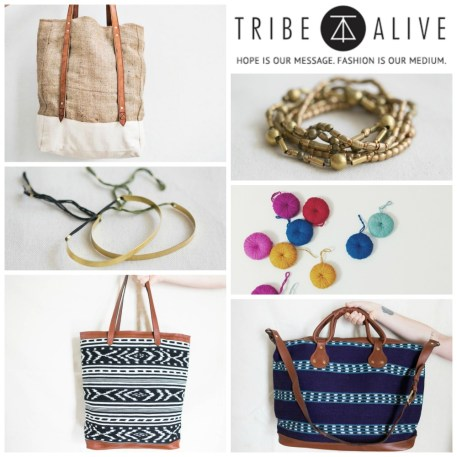 2014 Gifts that Give Back- Tribe Alive