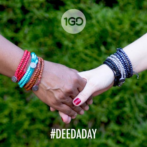 Join me for #DeedADay in 2015