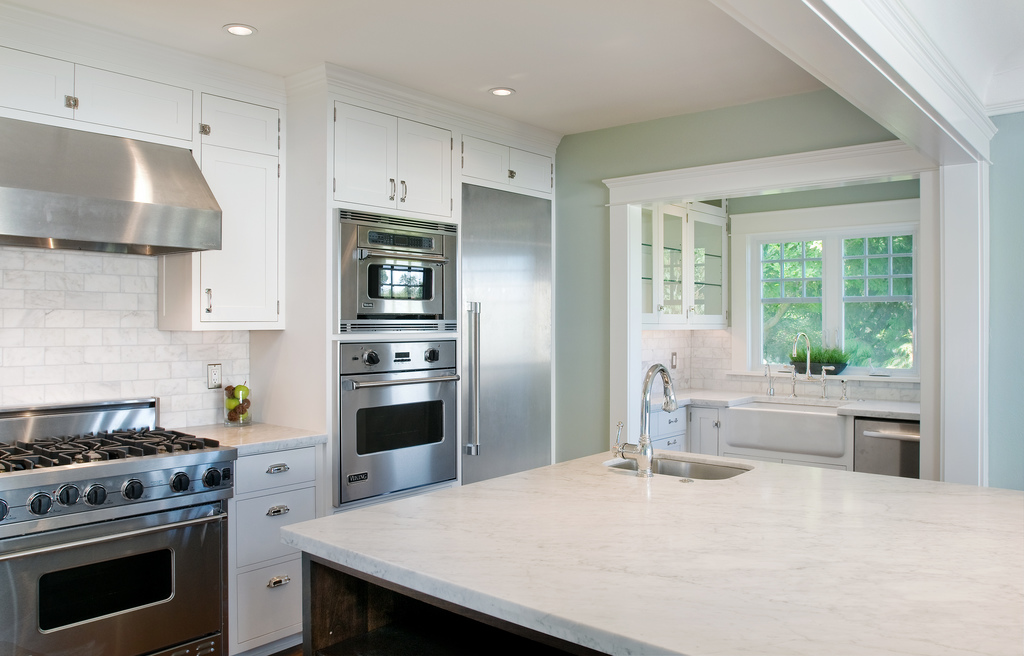 Laurelhurst Kitchen   Renovated By Lakeville Homes From Jamie On Flickr