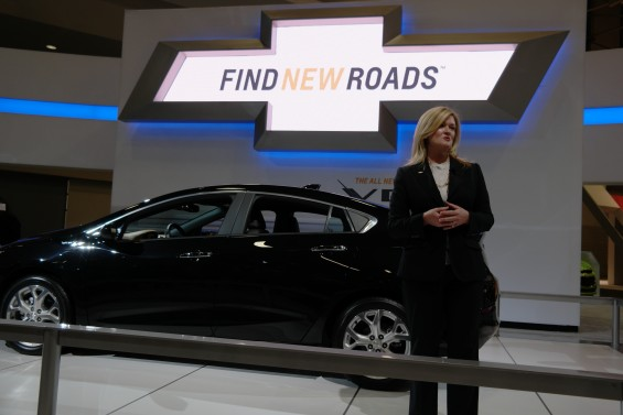 Attend an auto show to get answers from experts